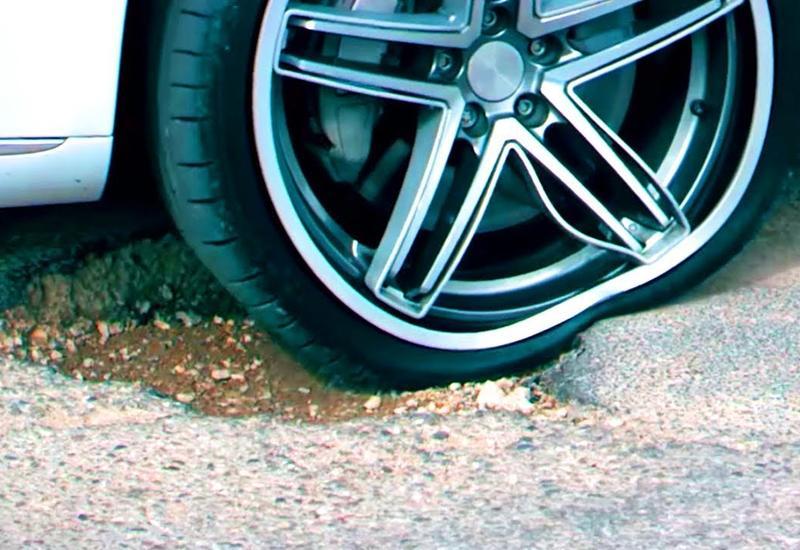 Это невероятное колесо спасет вашу машину