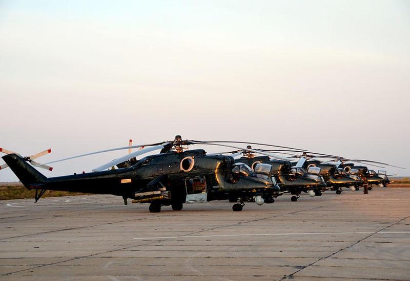 Азербайджанская армия повышает боеготовность