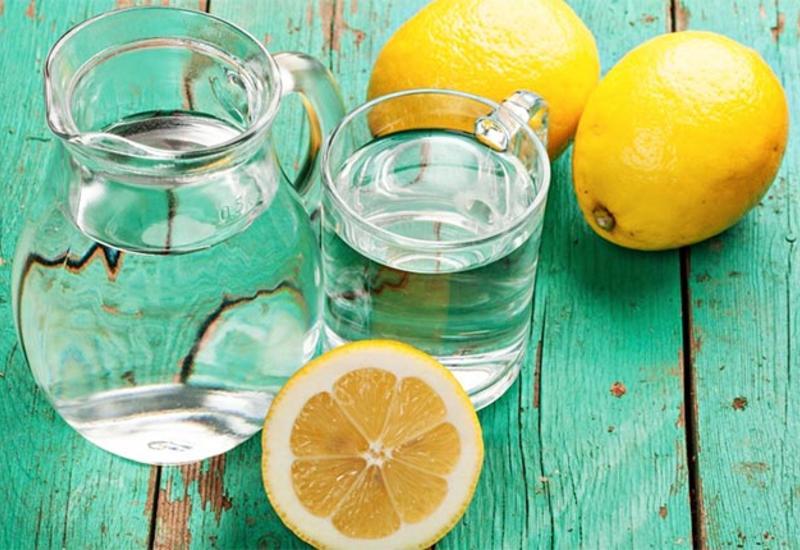 Что будет, если каждый день пить воду с лимоном