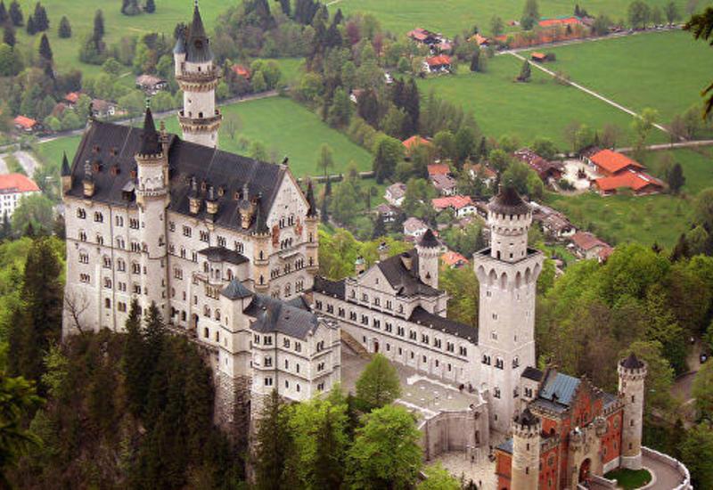 Загадочные замки Европы, от которых не отвести глаз
