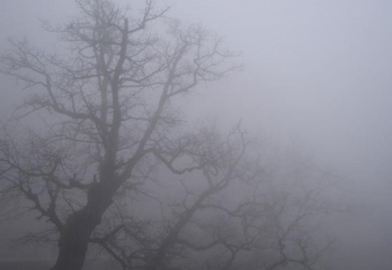 Bakı-Qazax yolunda duman maşınların hərəkətində çətinlik yaradıb