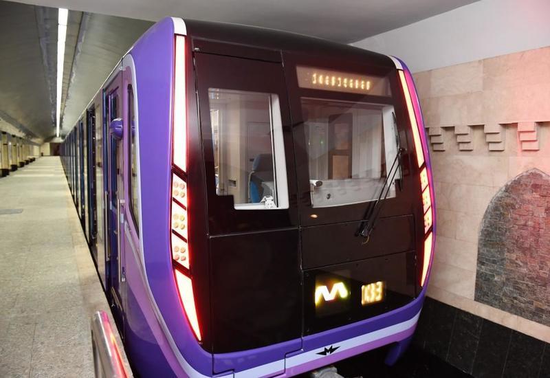 Пассажиров бакинского метро пересадят в комфортные вагоны