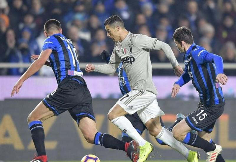«Ювентус» потерпел самое крупное поражение в Кубке Италии с 1996 года
