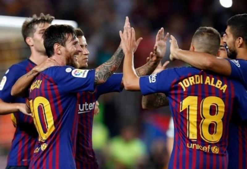 Месси прокомментировал разгромную победу «Барселоны» над «Севильей»