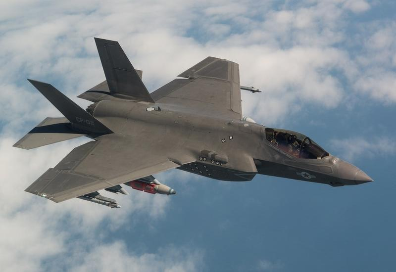 Пентагон выявил критические проблемы у истребителя F-35