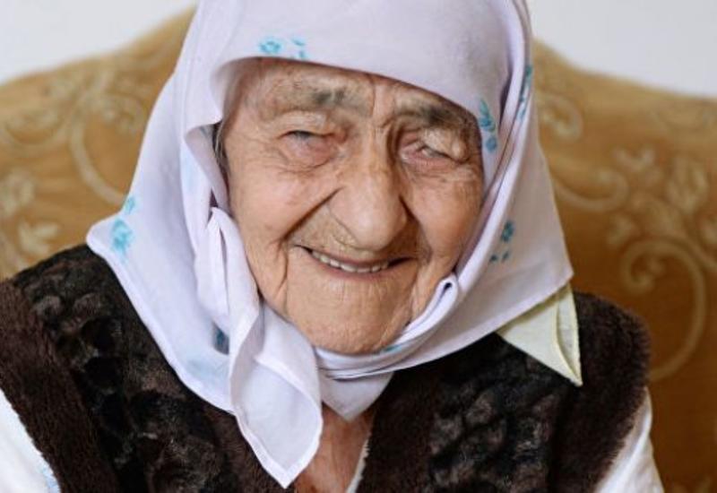 Самая пожилая россиянка умерла в Чечне