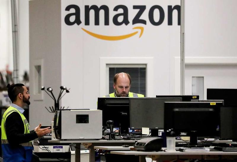 Капитализация Amazon рухнула на $40 млрд