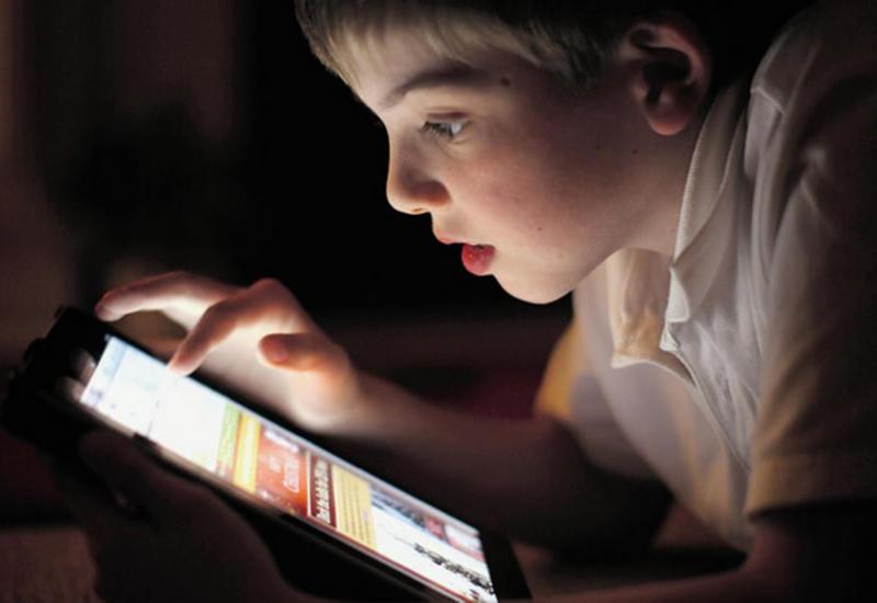 Какие сайты чаще всего посещают азербайджанские дети