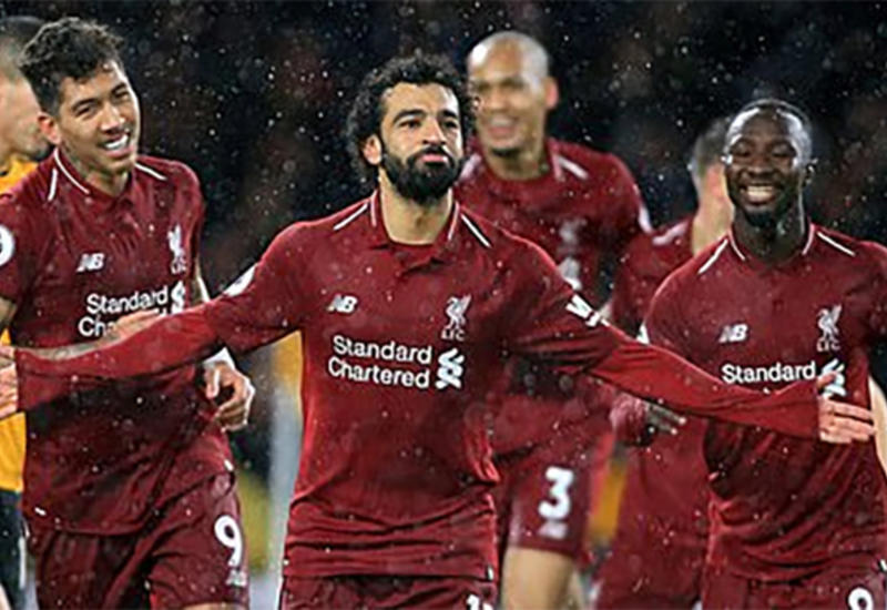 Салах признан лучшим игроком января в чемпионате Англии