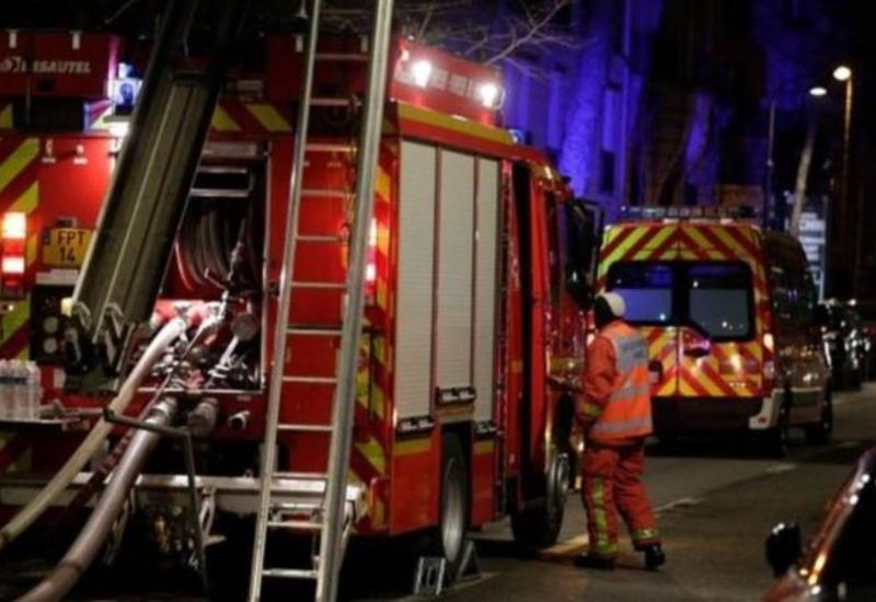 Fransada güclü yanğın - 7 ölü, 28 yaralı
