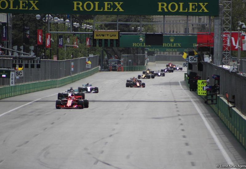 Формула-1 остается в Азербайджане