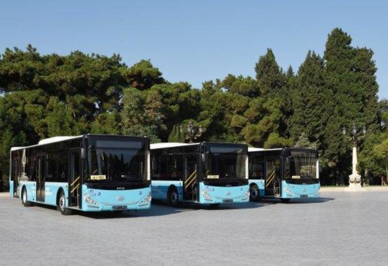 В Сумгайыте появятся новые автобусы