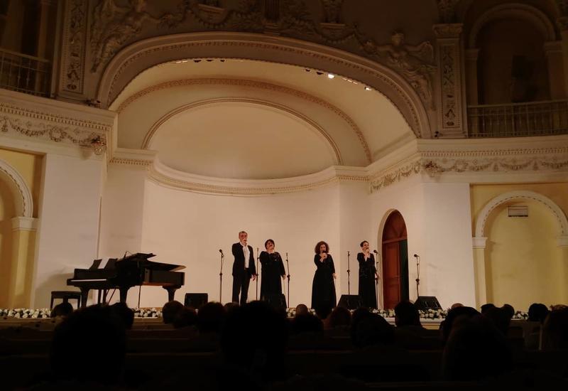 Батумский государственный музыкальный центр представил концерт в Филармонии