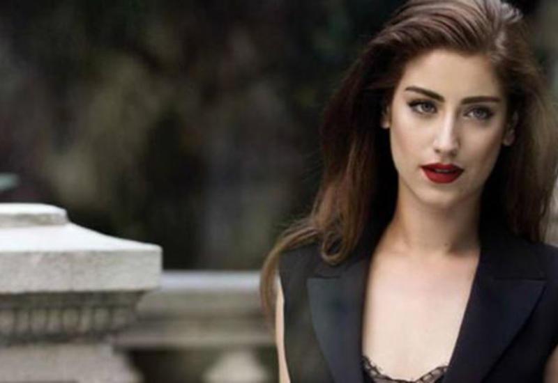 Известная турецкая актриса вышла замуж