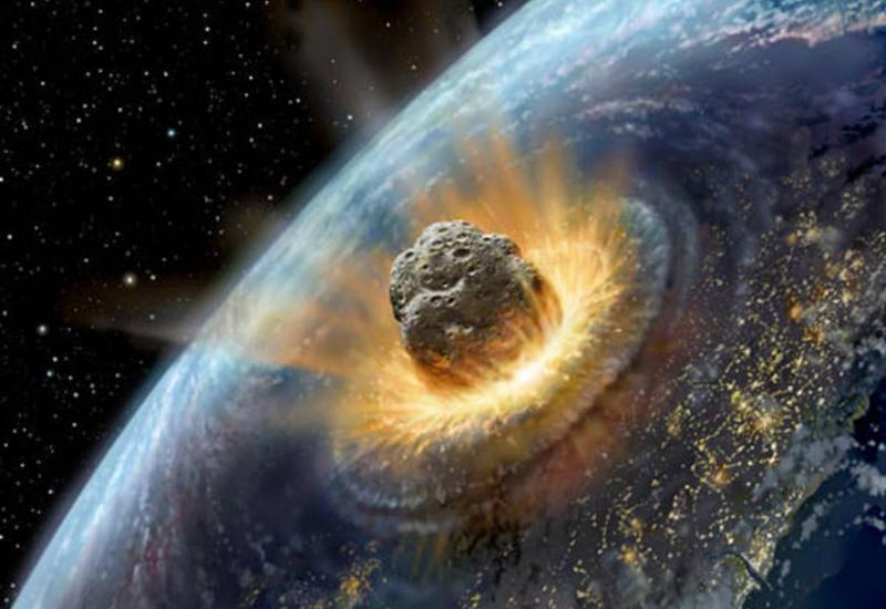 К Земле приблизится астероид размером с самолет