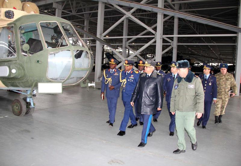 Азербайджанские ВВС помогут Нигерии