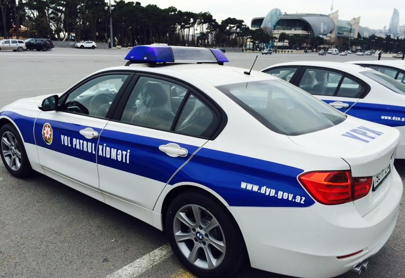 Дорожная полиция в Баку возьмет эти дороги под усиленный контроль