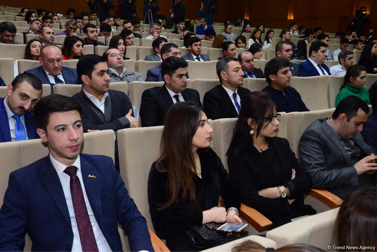 Азербайджан уделяет особое внимание вопросам семьи