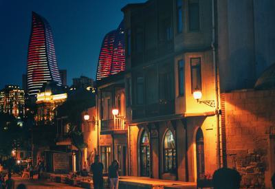 """Что обязательно посмотреть туристам в Азербайджане? - Советы украинского блогера <span class=""""color_red"""">- ФОТО</span>"""