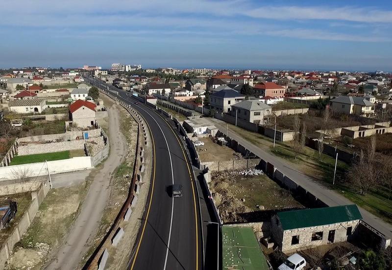В Баку завершилось строительство этой дороги