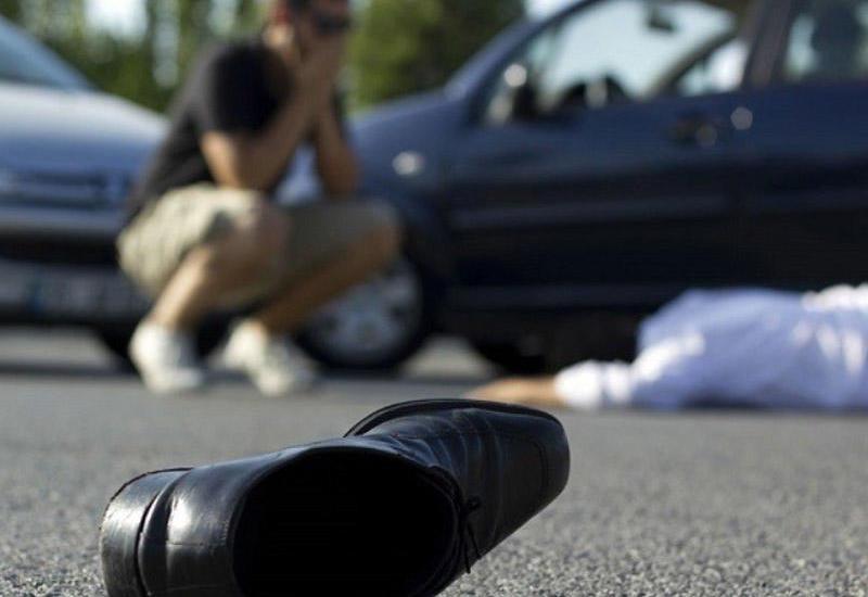 Страшная авария в Баку, есть пострадавшая