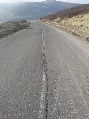 В Азербайджане выявили новый оползневой участок после землетрясения