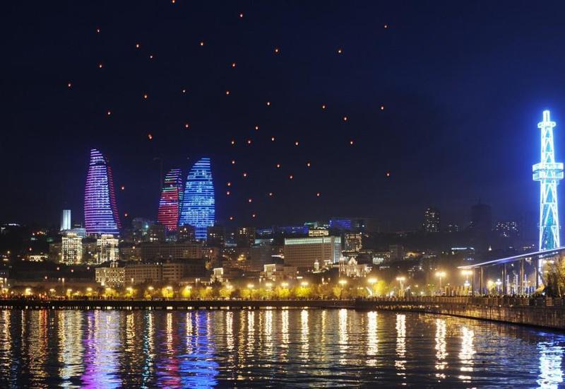 Восхитительная гармония Баку