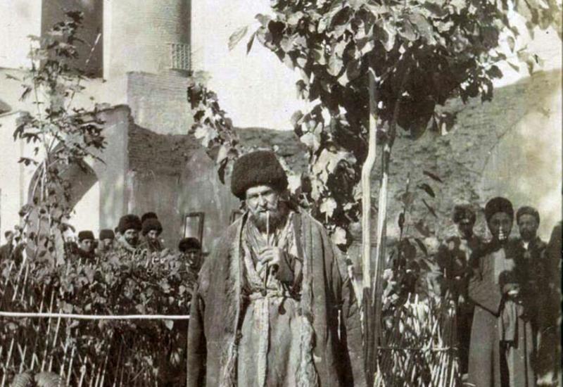 Как выглядела Гянджа в 1900 году?