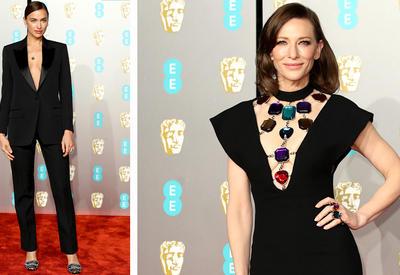 """5 самых обворожительных нарядов на красной дорожке BAFTA 2019 <span class=""""color_red"""">- ФОТО</span>"""