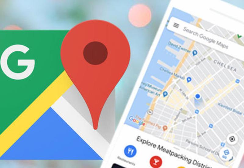 """Google показала возможности """"Карт"""" с дополненной реальностью"""