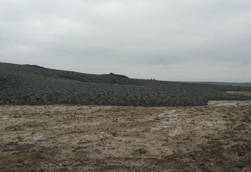 НАНА о последствиях извержения вулкана в Шамахе