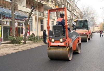 "В Баку реконструируют эти дороги <span class=""color_red"">- ФОТО - ВИДЕО</span>"