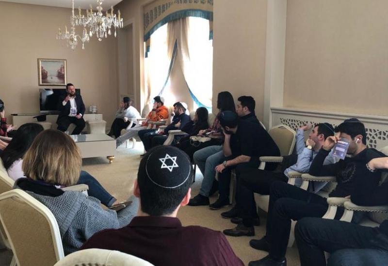 Еврейская молодежь Южного Кавказа собралась в Габале