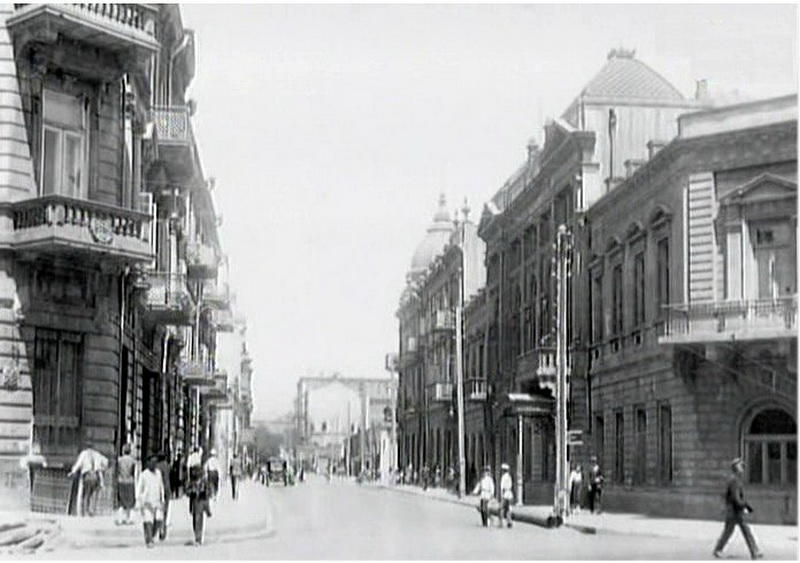 """""""Мой Баку"""": улица Самеда Вургуна - чего вы о ней не знали"""