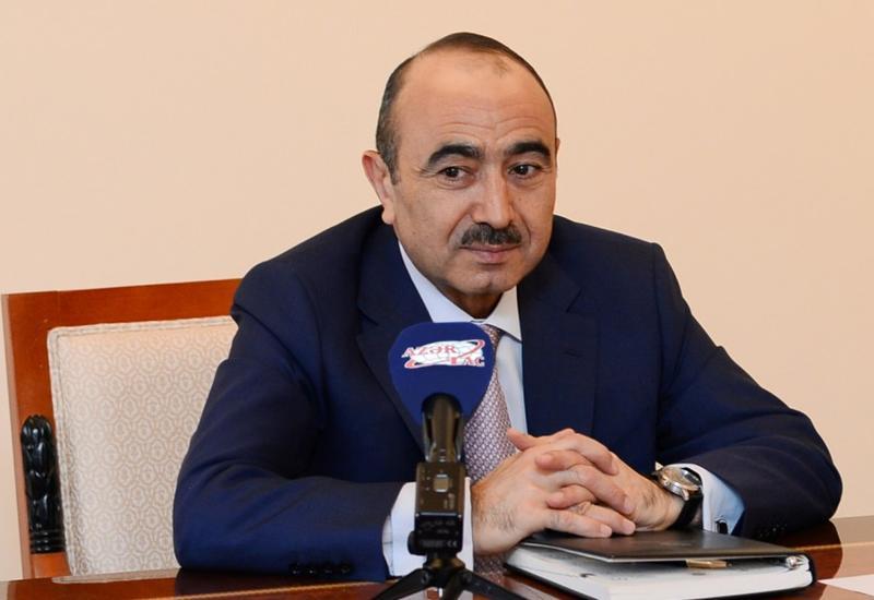 Али Гасанов: Никакой инцидент на бытовой почве не может навредить исторически существующим между азербайджанским и чеченским народами дружественным и братским связям