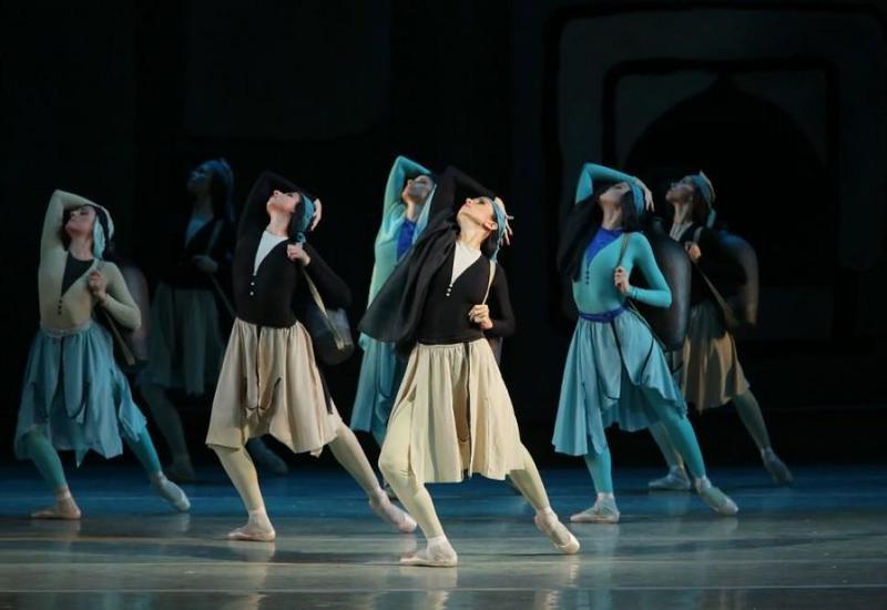 В Санкт-Петербурге пройдет показ балета азербайджанского композитора