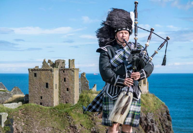 Почему мужчины вШотландии носят юбки
