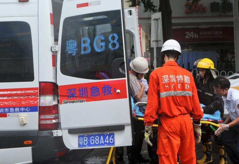 """В Китае обрушился жилой дом, есть пострадавшие <span class=""""color_red"""">- ОБНОВЛЕНО</span>"""