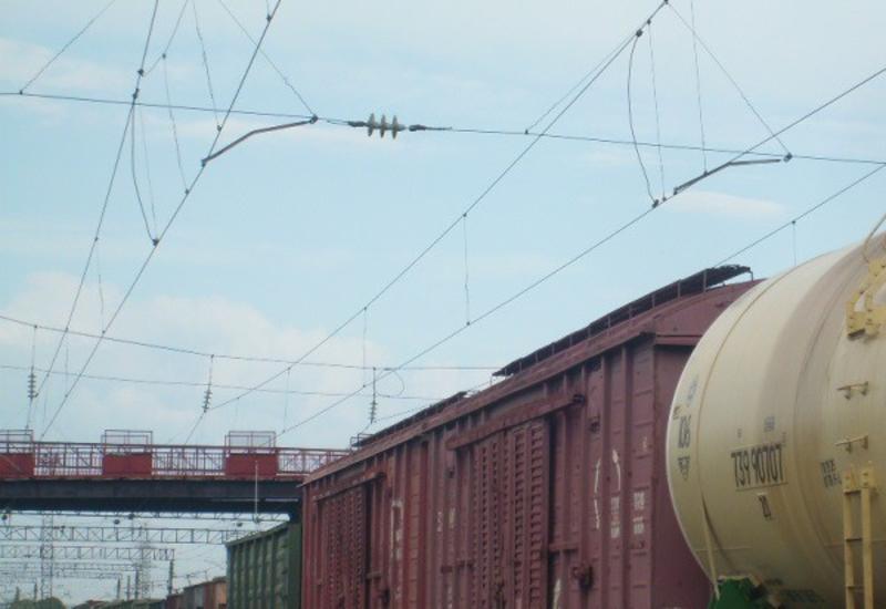 В России поезд сбил двух мужчин