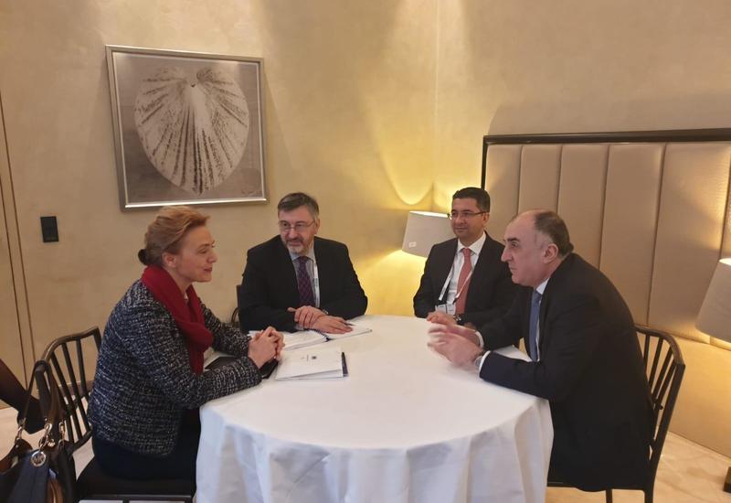Азербайджан и Хорватия обсудили перспективы расширения сотрудничества