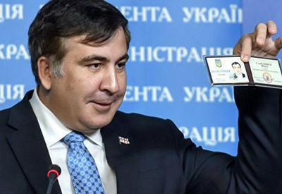 """Mixeil Saakaşvili erməni olmadığını genetik testlə sübut edib <span class=""""color_red"""">- FOTO</span>"""