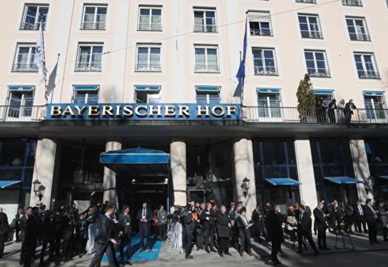 В Мюнхене завершилась конференция по безопасности