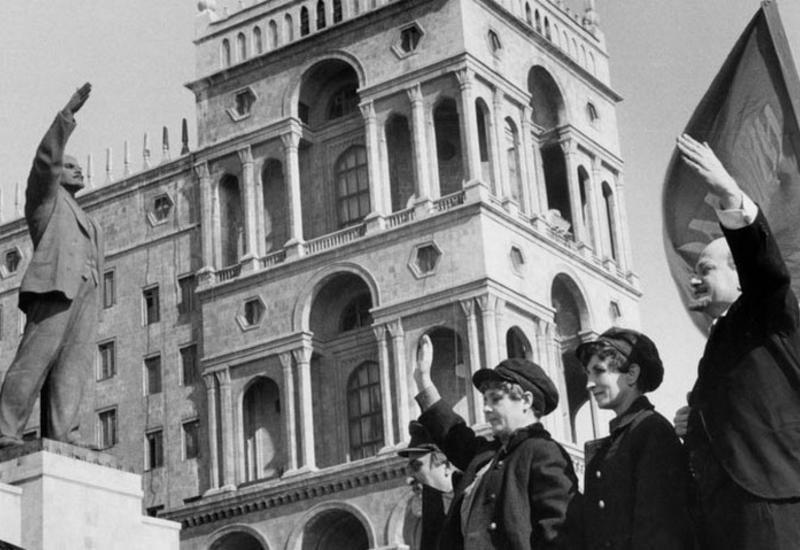 """Баку в 1972 глазами великого фотографа Анри Картье-Брессона <span class=""""color_red"""">- ФОТО</span>"""