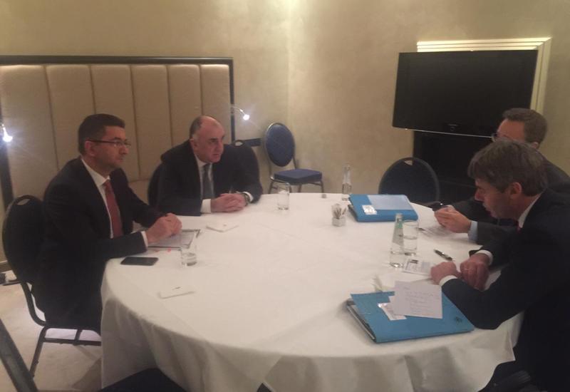 """Азербайджан и Германия удовлетворены уровнем нынешнего сотрудничества <span class=""""color_red"""">- ФОТО</span>"""