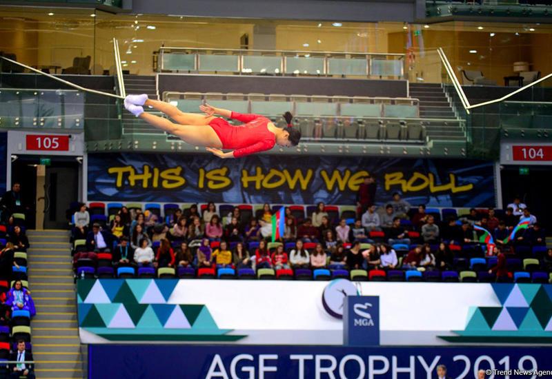 Определились финалисты соревнований по прыжкам на батуте среди мужчин и женщин в синхронной программе