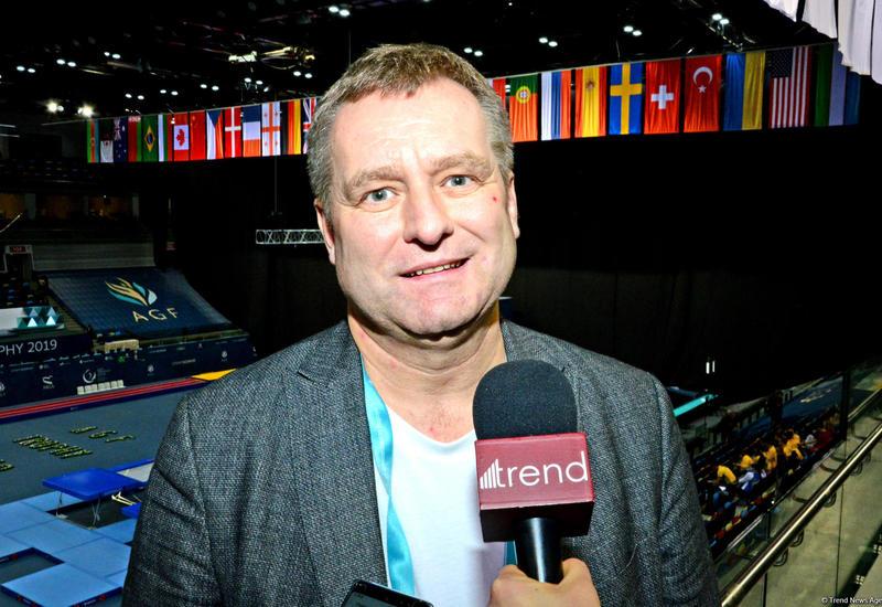 Посол Чехии: Кубок мира по прыжкам на батуте и тамблингу в Баку был организован на очень высоком уровне