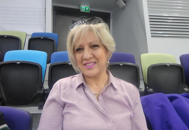 Зрительница: Желаю Михаилу Малкину представлять Азербайджан на Олимпийских играх