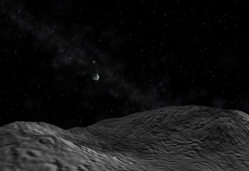 Японский зонд готовится «атаковать» астероид между Марсом и Землей