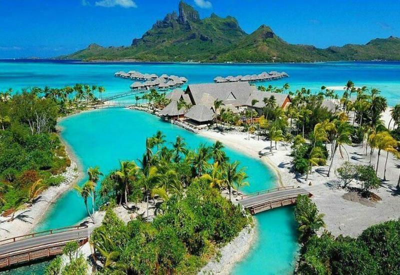 Составлен рейтинг самых привлекательных островов в мире