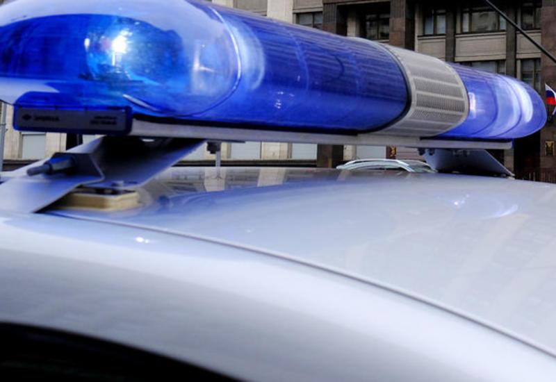 Подросток на спор ударил полицейского в Москве
